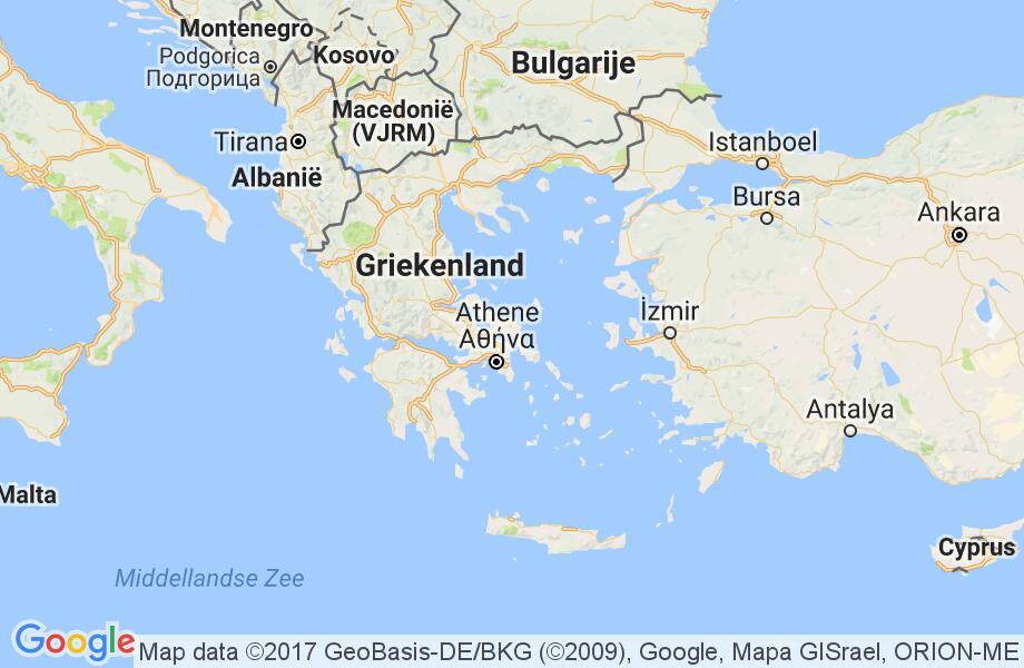 Griekenland Reisinformatie Landenkompas