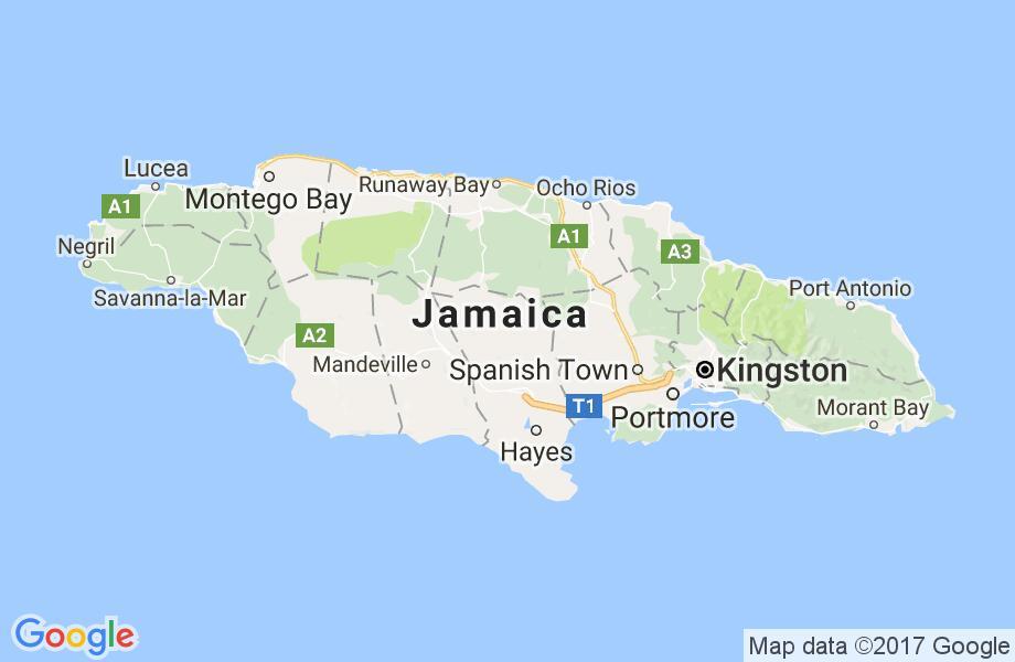 reisadvies jamaica