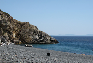 Strand Chios