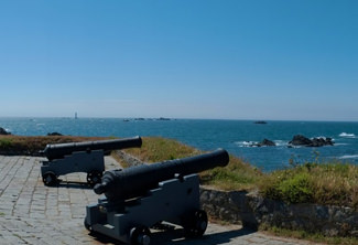 Fort Pezeries Guernsey