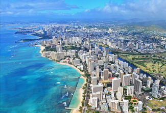 Honolulu Hawaï
