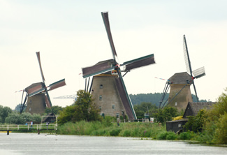 Windmolens Nederland