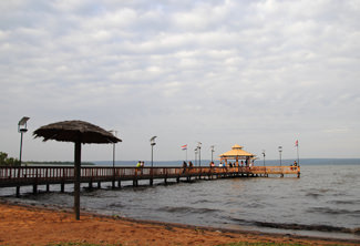 Strand Paraguay