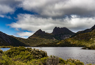 Cradle Mountain Tasmanië